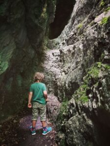 North wales for kids