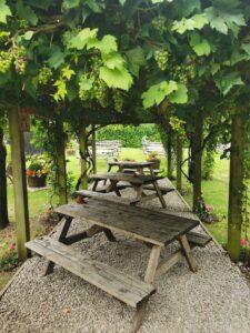 Pub Garden Oxfordshire