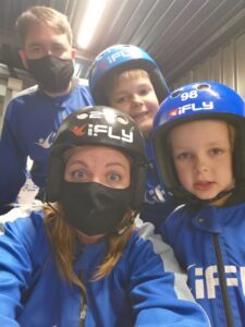 Indoor skydiving Oxfordshire