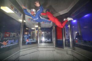 Learn to sky dive in Milton keynes
