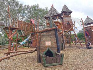 Best adventure play areas uk