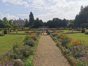 Belton House gardens