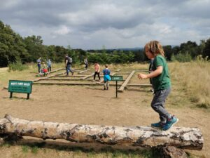 Kids maze